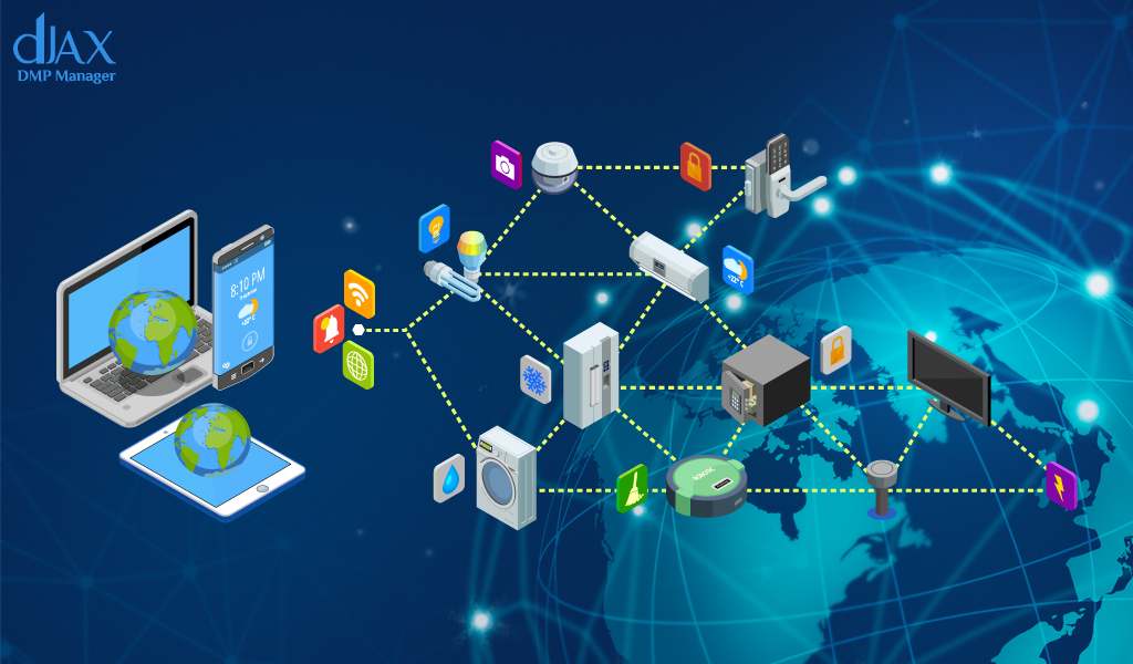 Data management and IoT- challenges faced