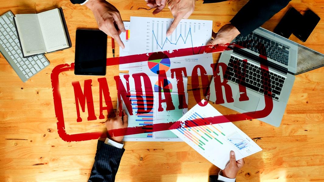 Is data management platform mandatory?